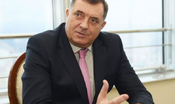 ДОДИК: Став Српске остаје војна неутралност, без обзира на притиске