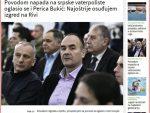 СРАМОТА У СПЛИТУ: Перица Букић осудио напад на ватерполисте, реагују и хрватски медији