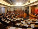 Бурно на сједници Скупштине ЦГ: Опозиција напустила засједање