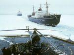 ЛЕДЕНО УСИЈАЊЕ: Америка шаље нове ледоломце на руске базе, луке и аеродроме на Арктику