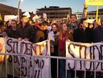 Одупри се 97.000: Још један протест у Подгорици (видео)