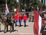 СЛАВИЛИ СУ И ОЛУЈУ: Војска Црне Горе славила 10 година чланства Албаније у НАТО