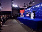 ВУЧИЋ: Устала је пристојна Србија да сачува своју земљу