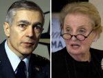 ЗЛОЧИНЦИ: Кларк и Олбрајтова зарађују на мртвим Србима