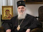 ПАТРИЈАРХ ИРИНЕЈ: Србија без Косова и Метохије није Србија