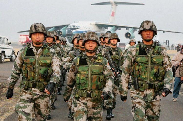 ПОРУКА АМЕРИЦИ: После Руса и кинески војници стигли у Венецуелу