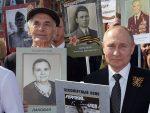 """ОГРОМНА ЦЕНА: Путин открио шта за њега представља """"Бесмртни пук"""""""