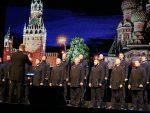 ЗБОГОМ ПРВИ НЕРОЂЕНИ СИНЕ: Најпознатији руски црквени хор пева Химну косовских јунака (видео)