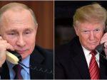 РТ: Путин и Трамп разговарали о могућности новог нуклеарног споразума између Русије, САД-а и Кине