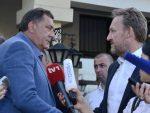МИЛОРАД НЕЋЕ У НАТО: Додик одбио Изетбеговићева условљавања