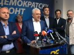 ПОДГОРИЦА: Мандић и Кнежевић позвали Додика и Вучића да прекину односе са Ђукановићем