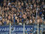 """СКАНДАЛ У КИЈЕВУ: Стадион одзвањао, Украјинци и Хрвати скандирали """"Убиј Србина"""""""