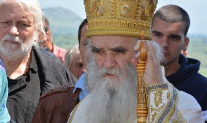 Митрополит Амфилохије: Црна Гора биће проклета док не врати Његошеву цркву на Ловћену