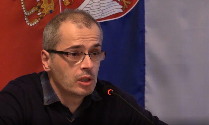 АНДРИЋЕВ ИНСТИТУТ: Одржано предавање проф. др Часлава Копривице