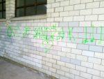 Пљевља: Поруке Србима на зидовима зграда – Ово је Санџак