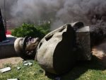 Националисти се опет повампирили у Украјини: У Харкову срушена биста маршала Жукова