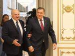 БЕЛОРУСИЈА: Додик са Лукашенком у Минску, Белорусија понудила споразум о безвизном режиму