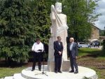 БИЛЕЋА: Откривен споменик Драгољубу Михаиловићу