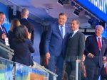 ДОСЛЕДНО: Додик напустио свечану ложу за вријеме дефилеа спортиста са Косова