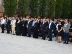 СВЕЧАНА АКАДЕМИЈА У АНДРИЋГРАДУ: Срби се не могу одрећи Косова и пристати да им се отме духовна колијевка. Сви смо ми одрасли на Косову равном!