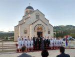 АНДРИЋГРАД: Почела свечана академија поводом 800 година СПЦ