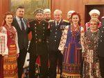ДАН РУСИЈЕ У СРБИЈИ: СРПСКИ И РУСКИ КОЗАЦИ ЗАЈЕДНО У БЕОГРАДУ!