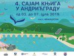 ПРАЗНИК КЊИГЕ И ЧИТАЊА: Сајам књига у Андрићграду од 2. до 7. јула