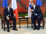 МАКРОН У БЕОГРАДУ: Прва посета неког француског лидера Србији после 18 година