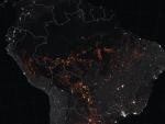 КАТАСТРОФА: Узнемирујуће фотографије пожара у Амазонији из свемира
