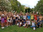 ЧОВЈЕК ВЕЛИКОГ СРЦА: Арно Гујон и овога љета довео малишане са Косова у Тиват