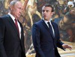 ПУТИН МАКРОНУ О ЉУДСКИМ ПРАВИМА: Не желим у Москви оно што се дешавало у Паризу!