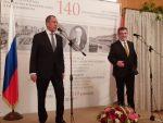 Лавров приликом испраћаја Терзића: Косово је постало велика геополитичка игра, правда ће победити