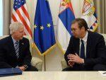 СКОТ У ОПРОШТАЈНОЈ ПОСЕТИ ВУЧИЋУ: Шта Америка очекује од Србије