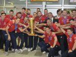 ОНИ СУ ПОНОС СРБИЈЕ: Европски шампиони славе са Београдом