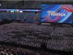 ГИНИСОВ РЕКОРД: У Санкт Петербургу двадесет хиљада чланова мешовитог хора извелo химну Русије