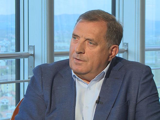 ДОДИК: Принципи које заговара Курти, важили би за све народе на Балкану, прије свега, за Србе