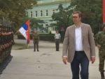 Вучић: Захвалност Српској и Додику на будућем меморијалном центру Јасеновац