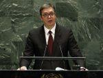 ВУЧИЋ У УН: Балкан је јачи ако је Србија снажнија