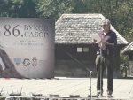 ЕМИР КУСТУРИЦА НА ВУКОВОМ САБОРУ У ТРШИЋУ: Признавање Косова било би легализација пљачке!