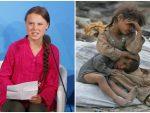КО ТО ДЕЦИ ПИШЕ ГОВОРЕ: Док тинејџерка плаче због климе, милиони деце на Блиском истоку гладују и плачу у мраку