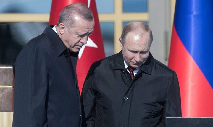 КАКО СЕ ЕРДОГАН ПРЕРАЧУНАО: Шта се дешава у Сирији између Турске и Русије?