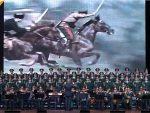 """СВЕТИ РАТ У БЕОГРАДУ: """"Грмело"""" је на Тргу републике, хор """"Александров"""" одушевио Београђане"""