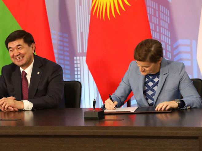 ТРЖИШТЕ ОД 183 МИЛИОНА ЉУДИ: Потписан Споразум о слободној трговини између Србије и Евроазијске економске уније