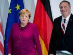 ПОМПЕО: Америка и Немачка су слободарска друштва а Русија и Кина нису!