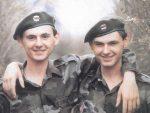 Српски витезови, браћа Орељ (1974 – 1994): Рођени и погинули у истом дану