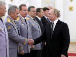 КРЕМЉ: Путинов и Шојгуов печат на узлету војне моћи Русије