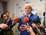 Марковић: Необјашњиво да Србија није осудила покушај паљења црногорске заставе у Београду