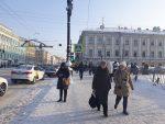 СВЕТЛА И СЕНКЕ САНКТ ПЕТЕРБУРГА: Увек, кад је било тешко, Руси су се држали за небо