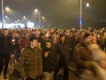 ЦРНА ГОРА: Више хиљада грађана у молитвеној шетњи Подгорицом