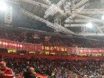 """ЦРНА ГОРА И СРБИЈА ТО ЈЕ ЈЕДНА ФАМИЛИЈА: Порука """"делија"""" пред почетак утакмице са Бајерном"""